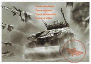 Killzone PS2 Promo postcard 1 of 4