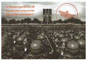Killzone PS2 Promo postcard 4 of 4